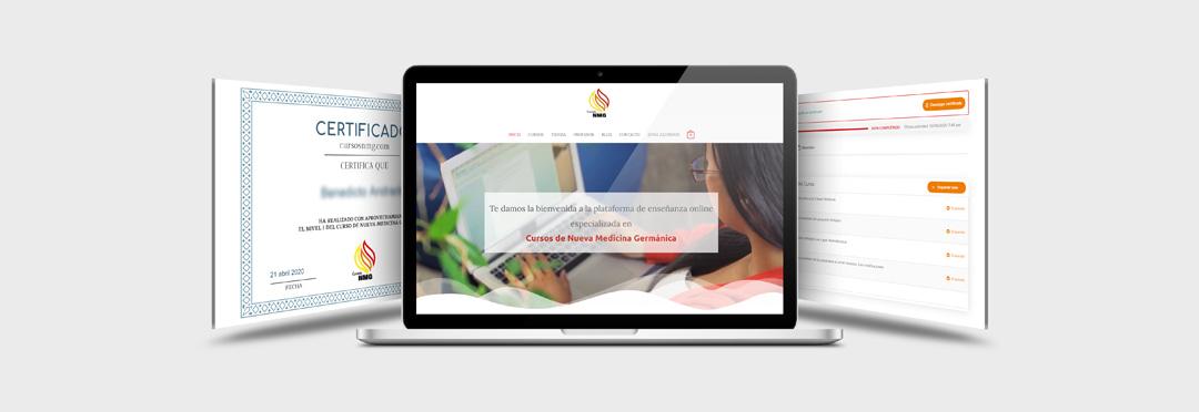 curso online nueva medicina germanica